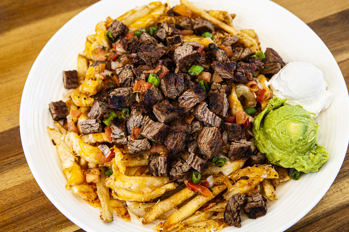 Trader Joe's Carne Asada Fries Recipe Hack