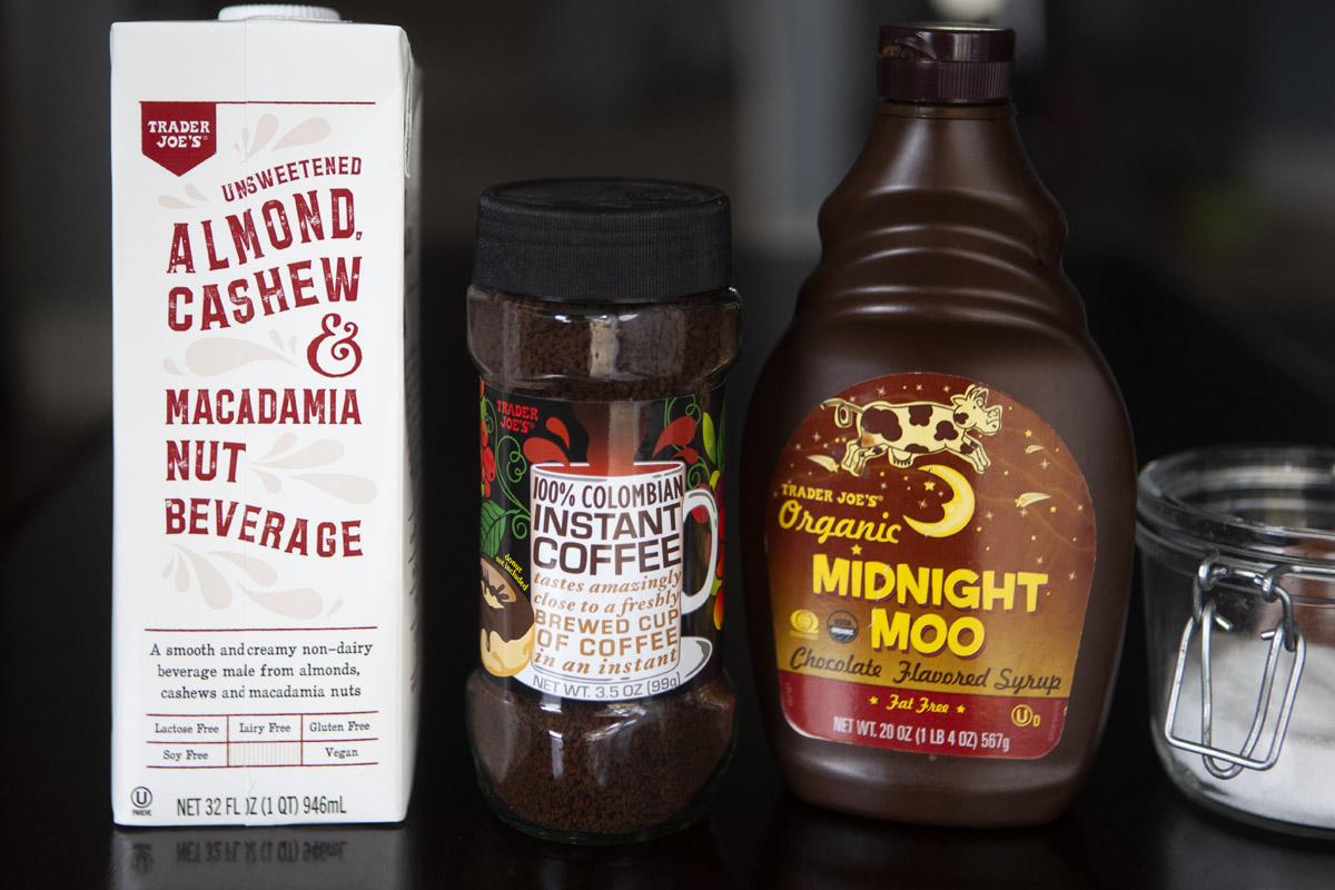 Trader Joe's Mocha Dalgona Coffee Recipe