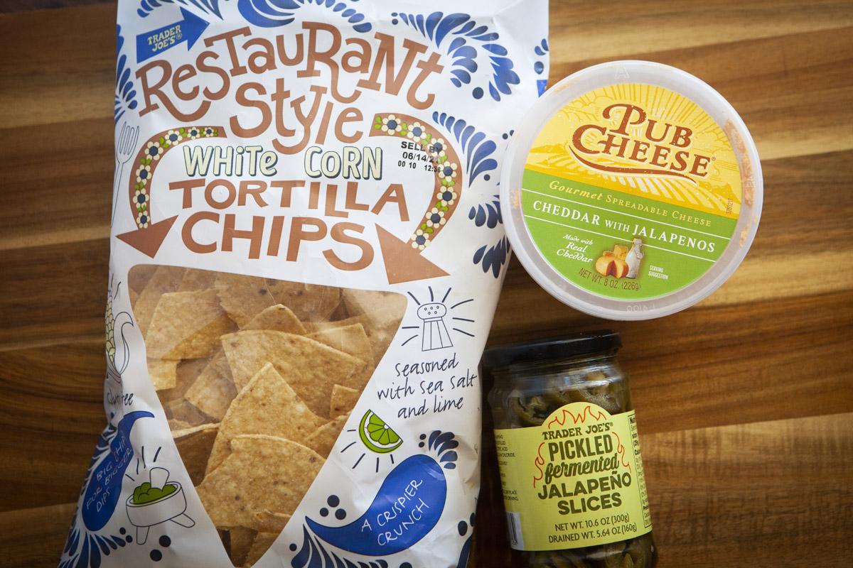 Trader Joe's Stadium-Style Chili Cheese Nachos Recipe
