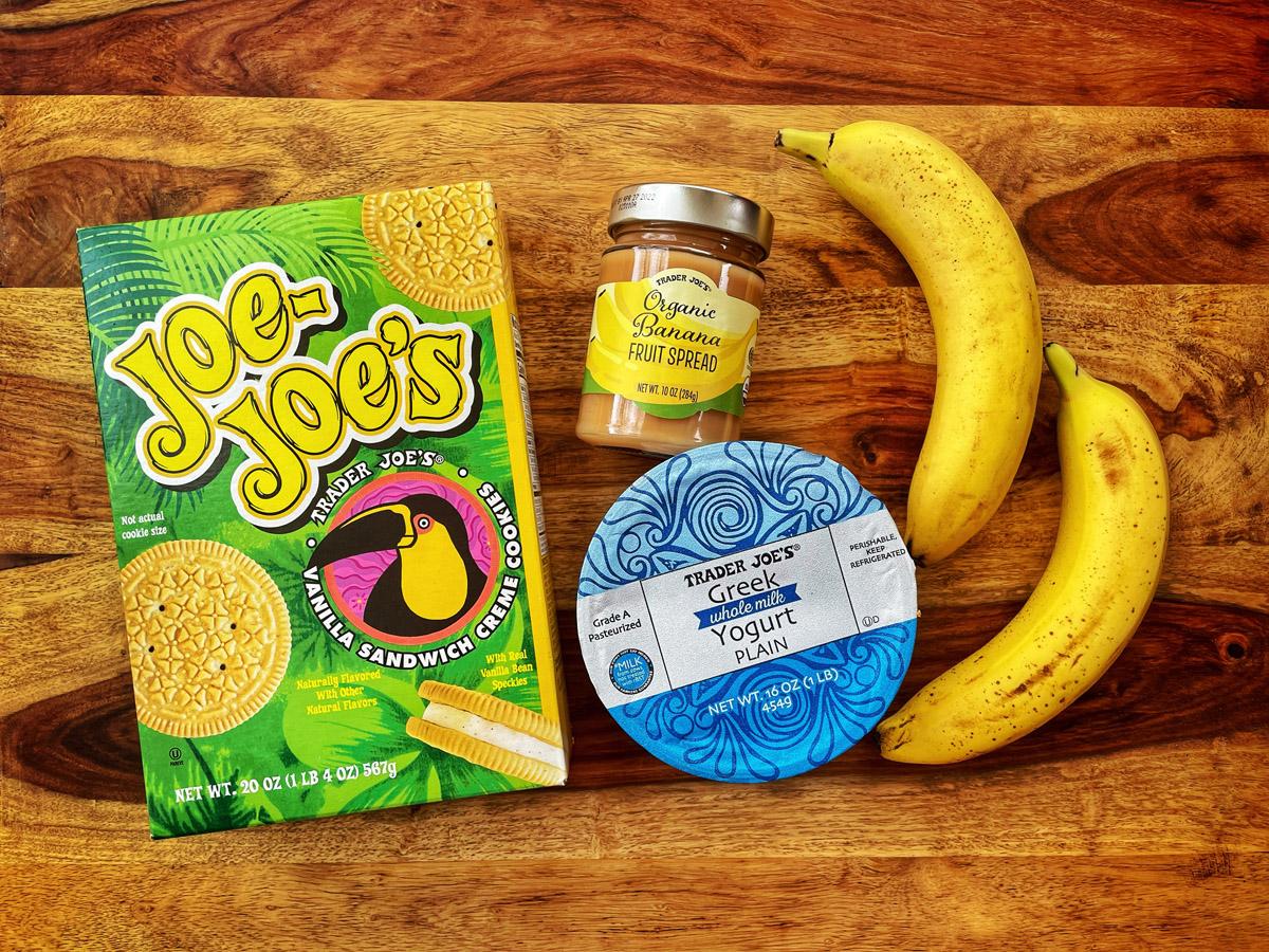 Trader Joe's EASY Banana Pudding Recipe