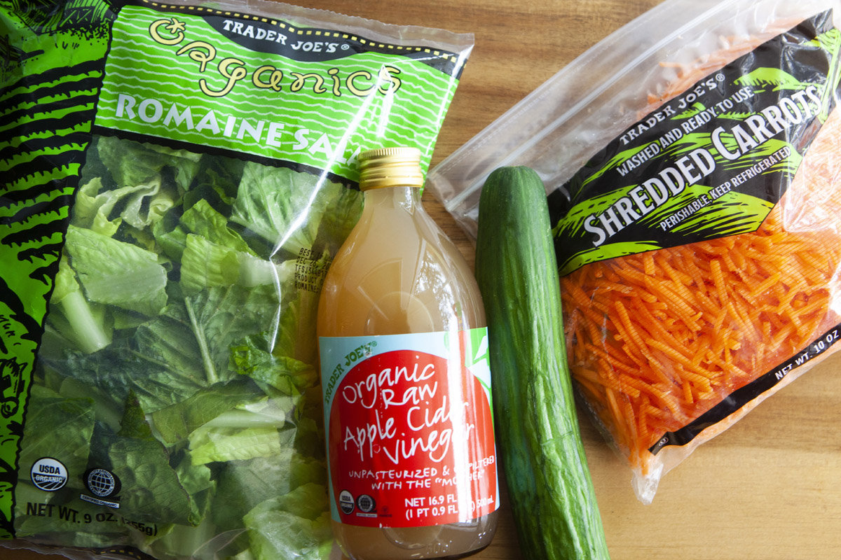 Trader Joe's Hawaiian Beef Teriyaki Plate Lunch Recipe