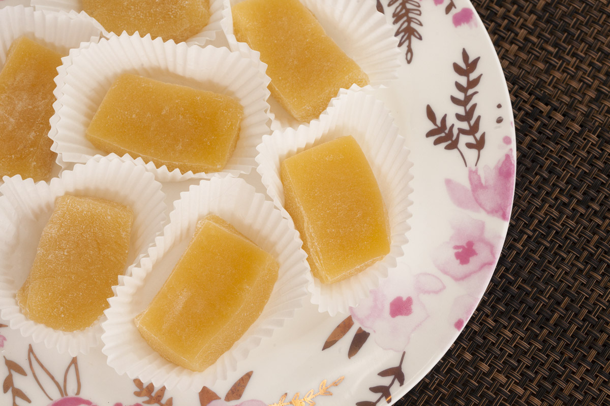 Instant Pot Lilikoi Mochi Recipe (Passion Fruit Mochi) + Oven Method