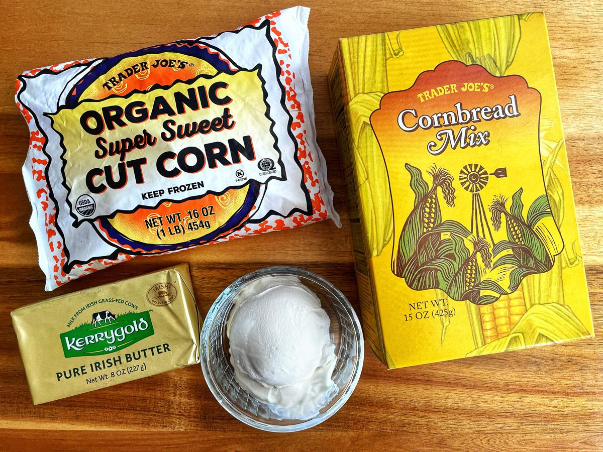 Trader Joe's Corn Casserole Recipe