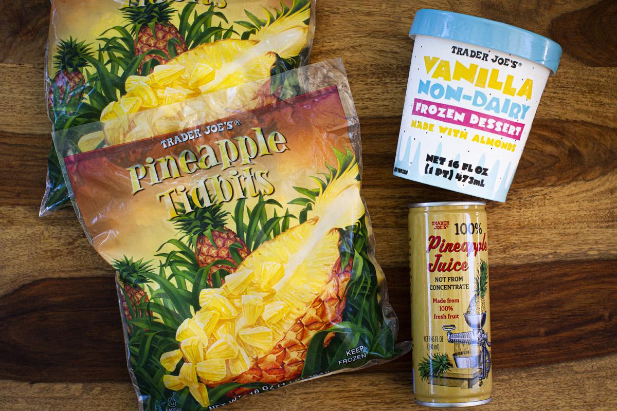 Disneyland's Pineapple Dole Whip Recipe