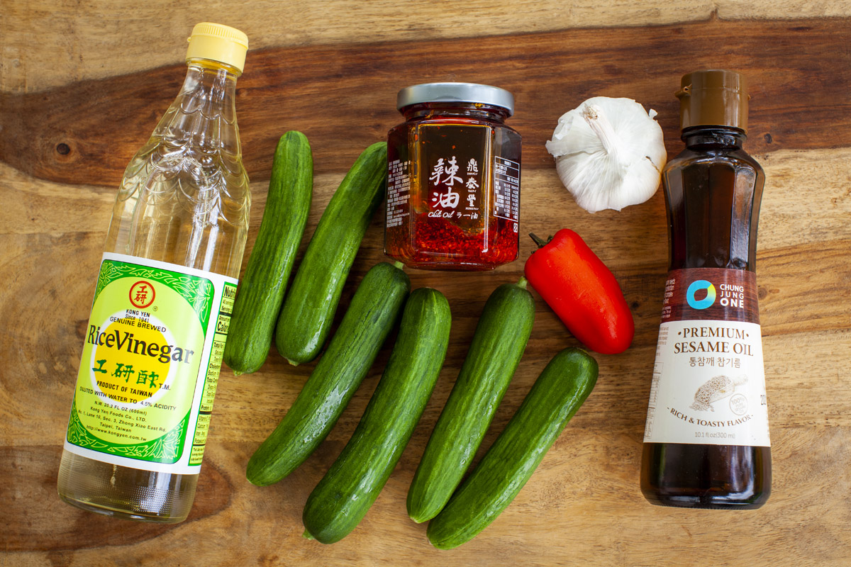 Din Tai Fung Cucumber Salad Recipe
