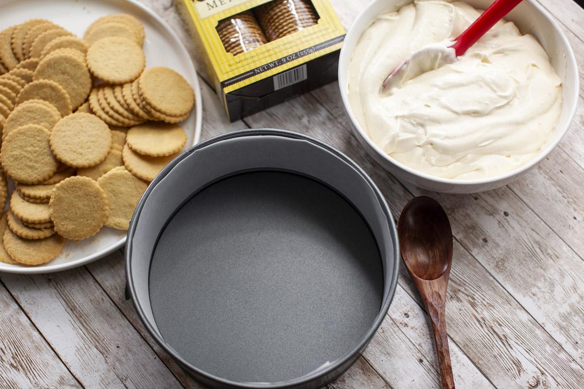 Trader Joe's No-Bake Lemon Cake Recipe