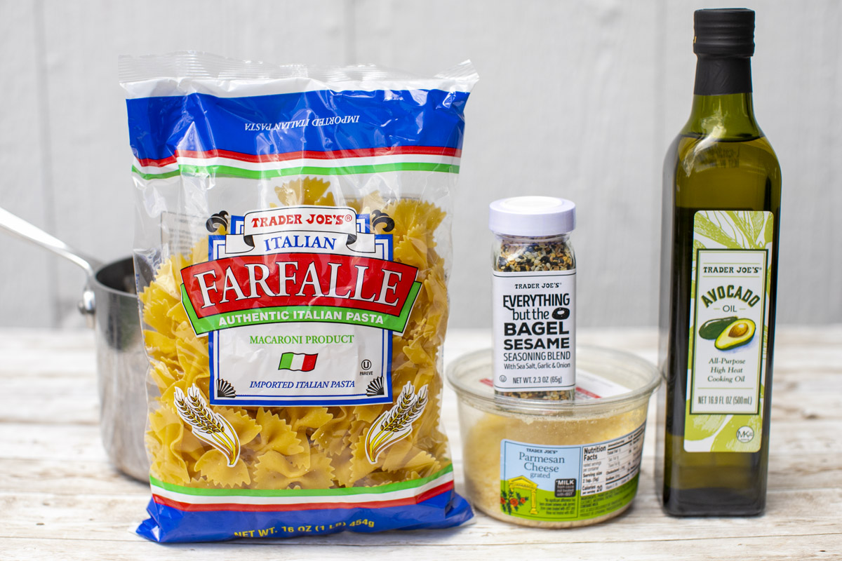 Everything But The Bagel Pasta Chips Recipe