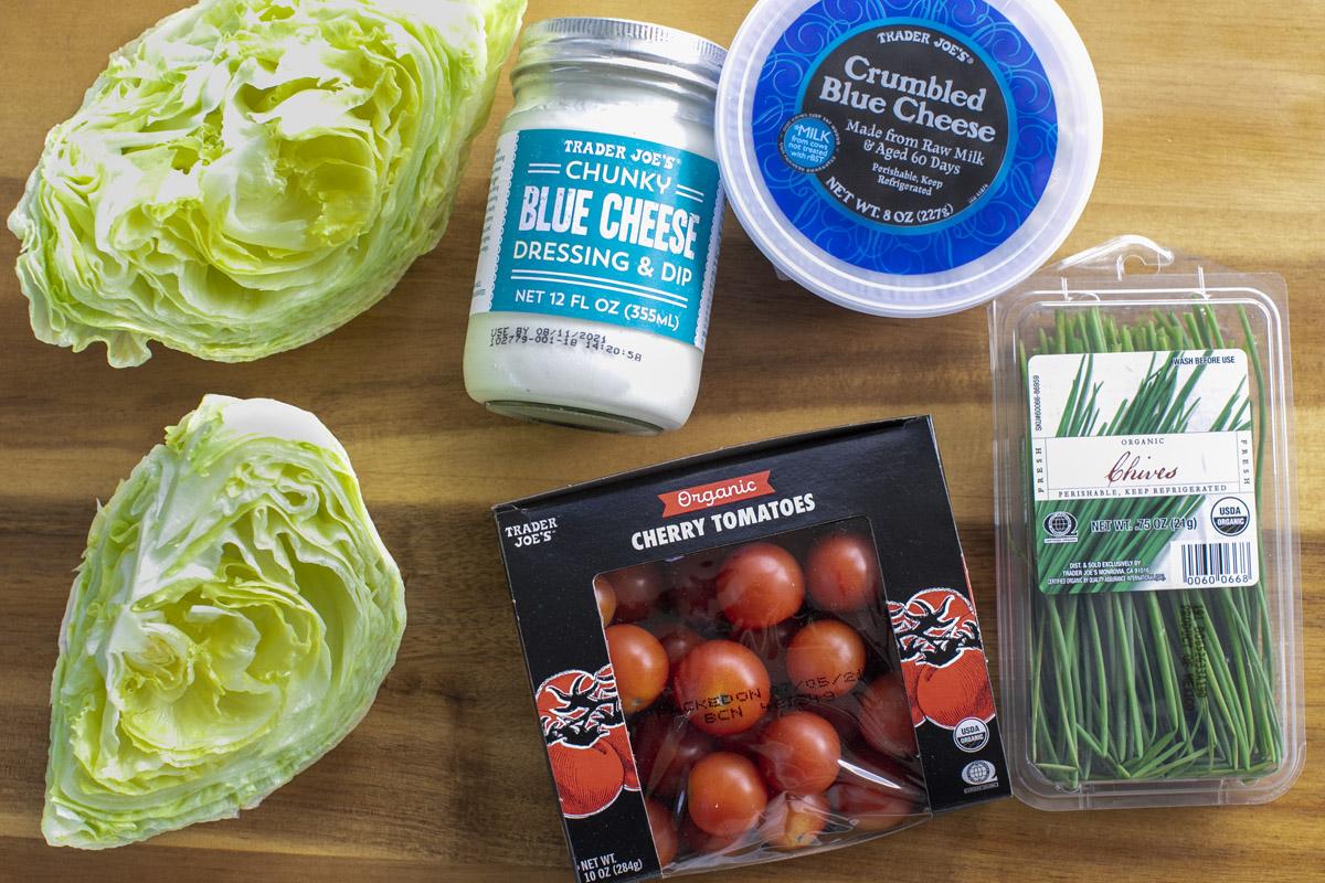 Trader Joe's Wedge Salad Recipe