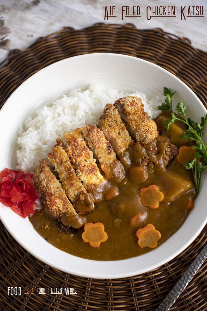 Air Fryer Chicken Katsu Recipe