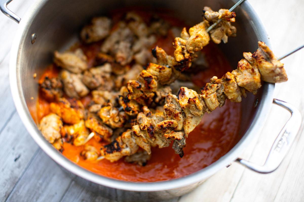 Easy Trader Joe's Chicken Tikka Masala Recipe