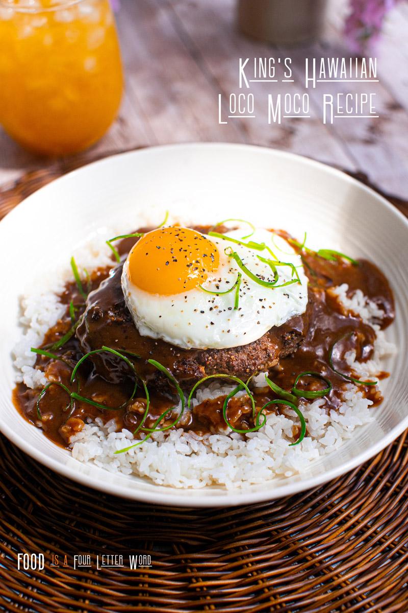 King's Hawaiian Loco Moco Recipe