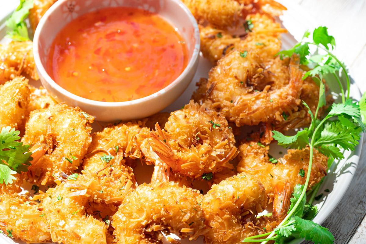 Crispy Coconut Shrimp Recipe