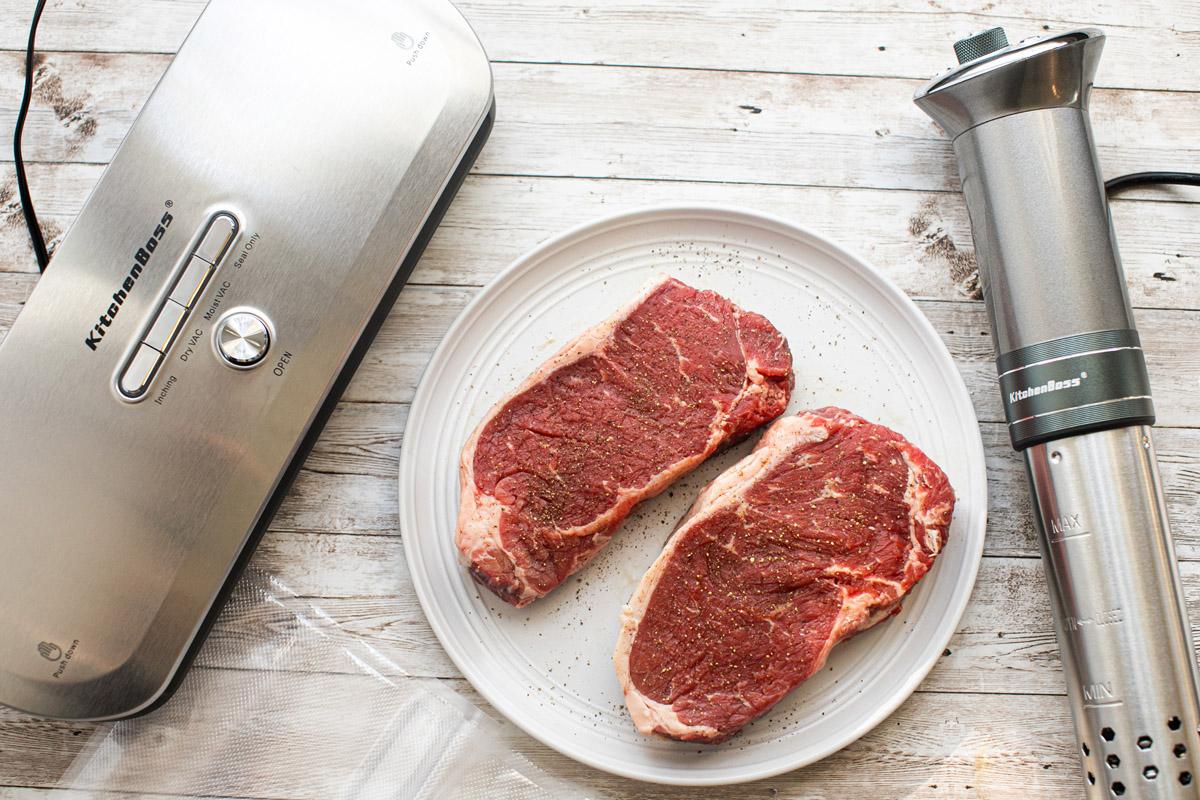 Sous Vide Teriyaki Steak Recipe