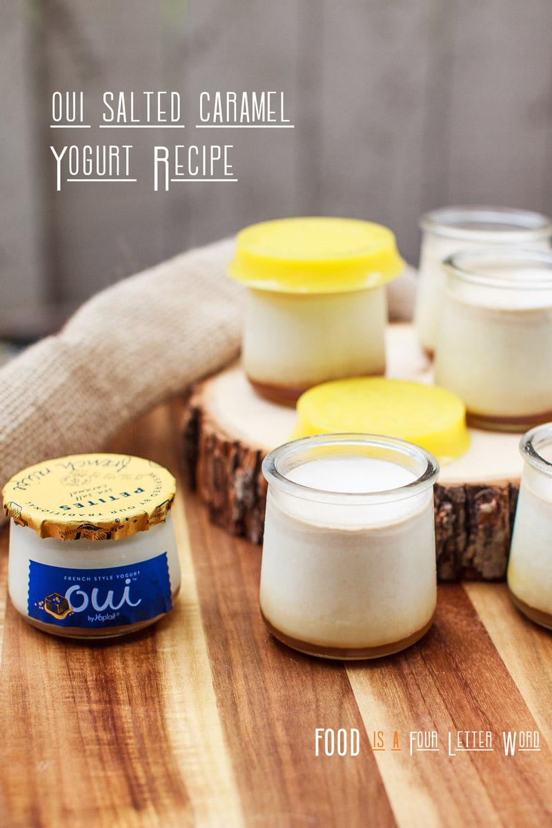 Instant Pot Oui Salted Caramel Yogurt Recipe