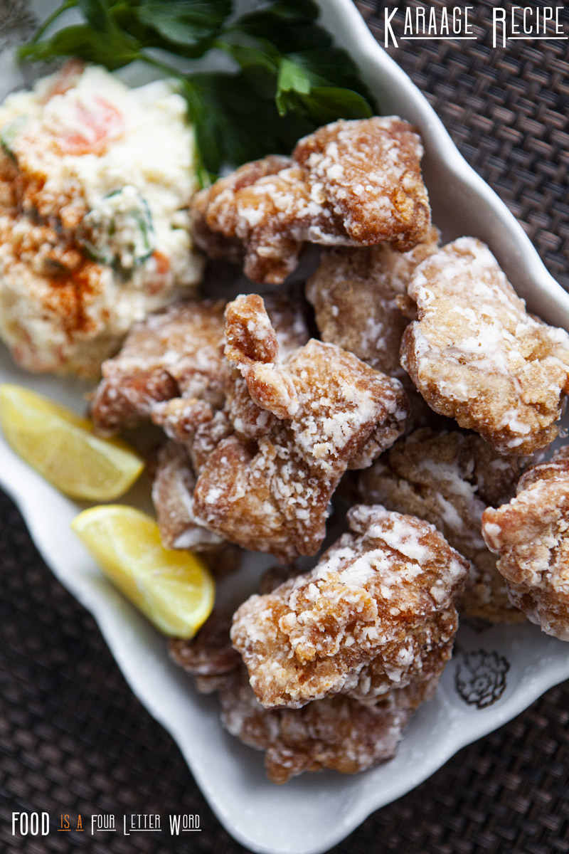 Karaage Recipe Japanese Fried Chicken