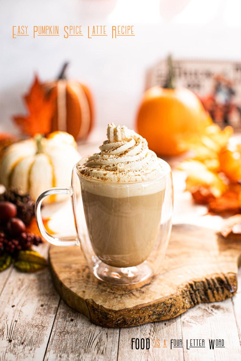 EASY Trader Joe's Pumpkin Spice Latte Recipe